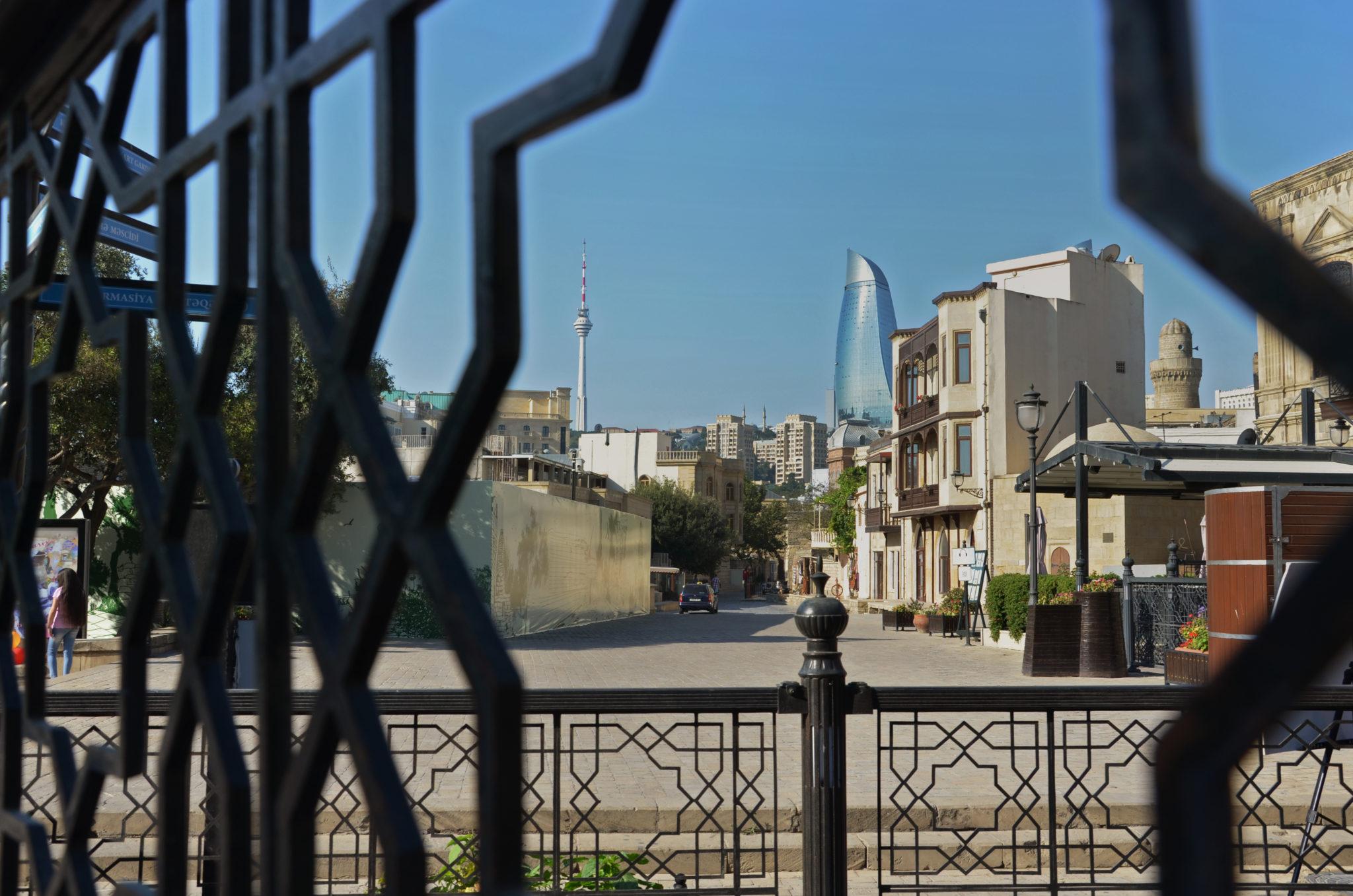 Baku-Azerbaijan-0ld-town