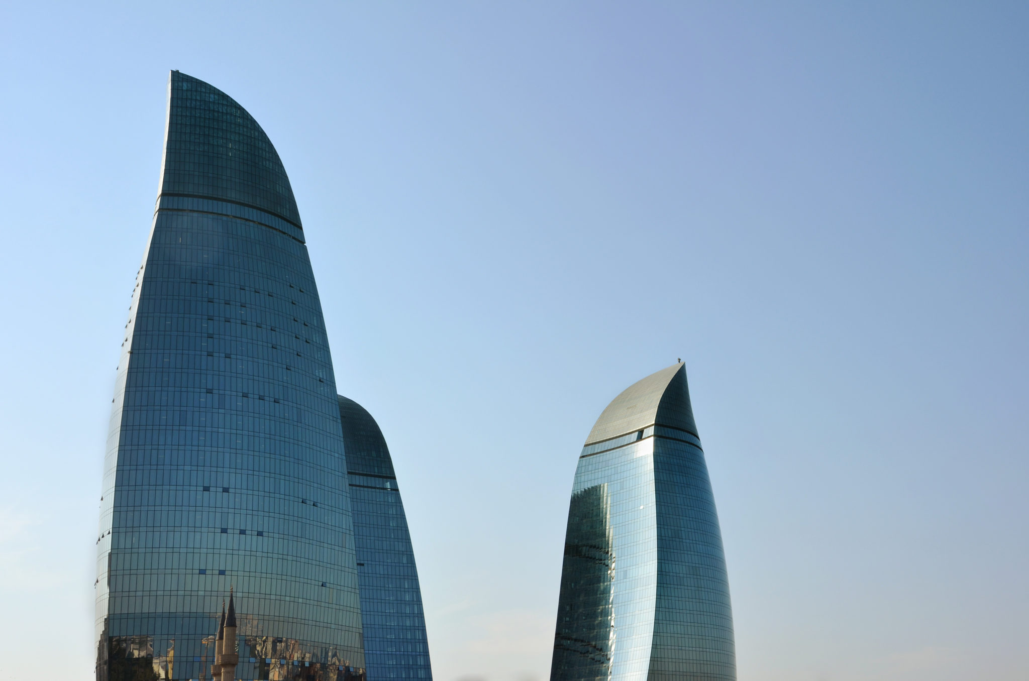 Baku-Azerbaijan-Flame-Towers