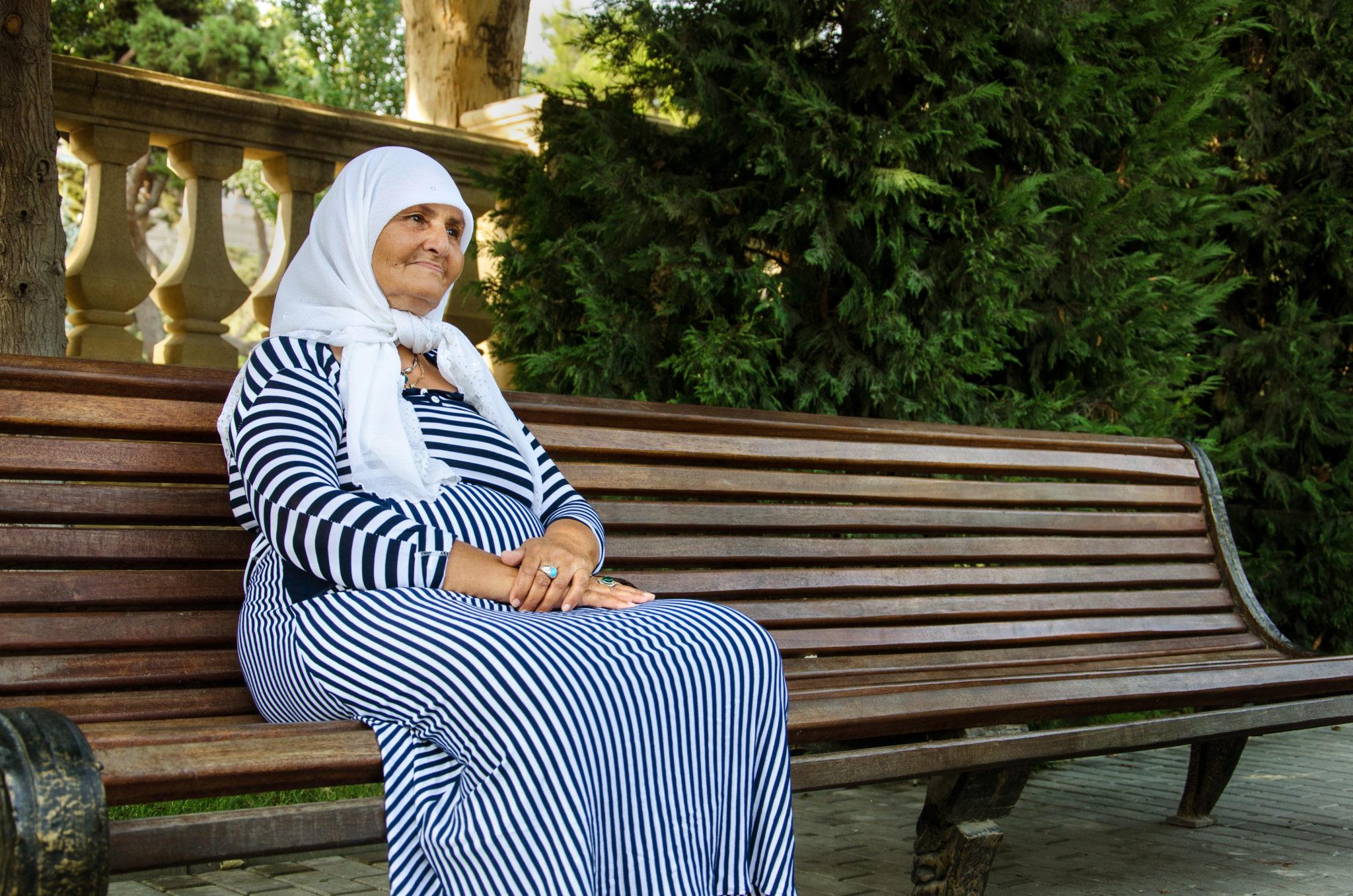 The Fortune Teller of Baku