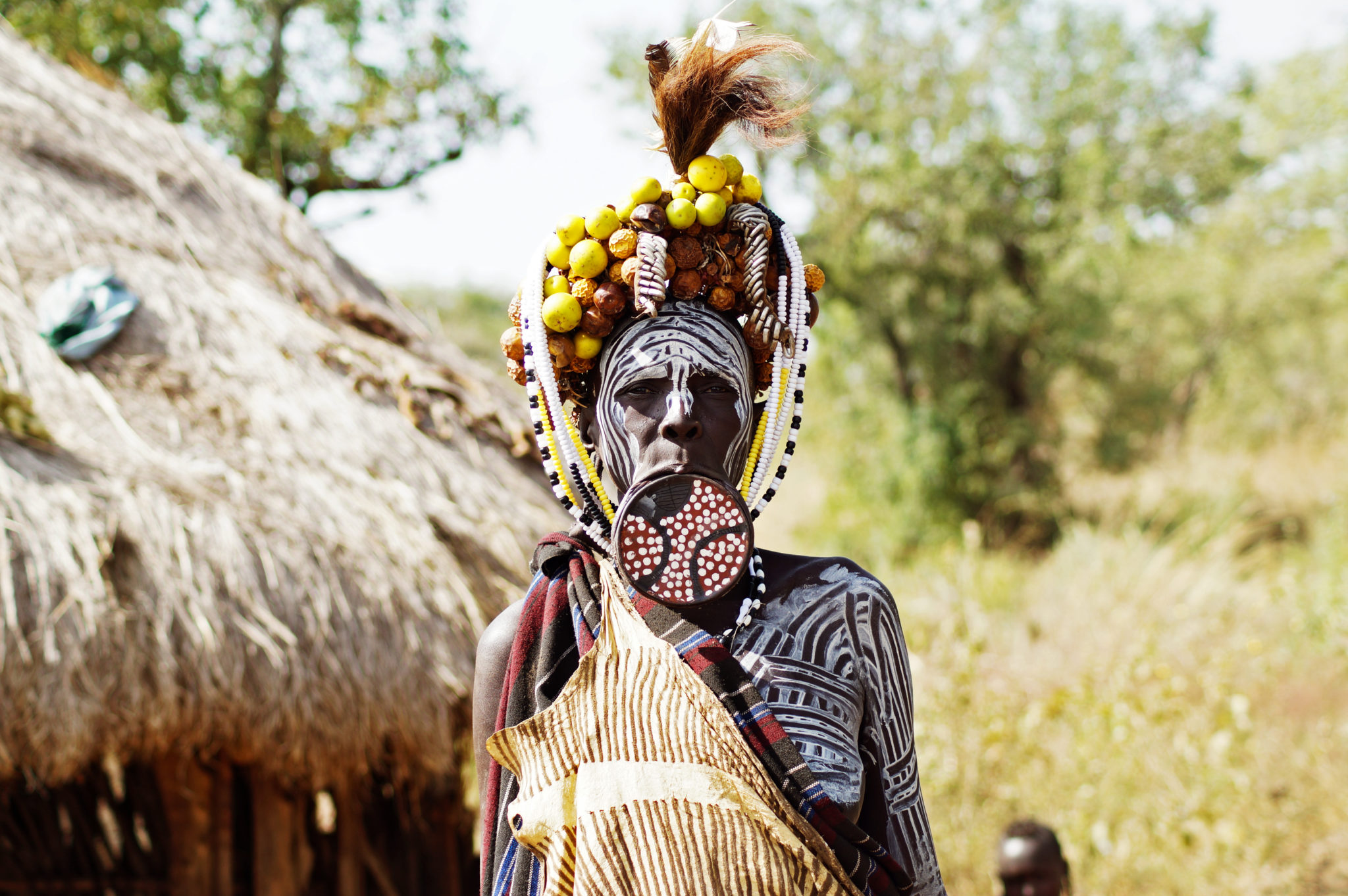 Mursi people in Ethiopia: Bad tourism for a good cause