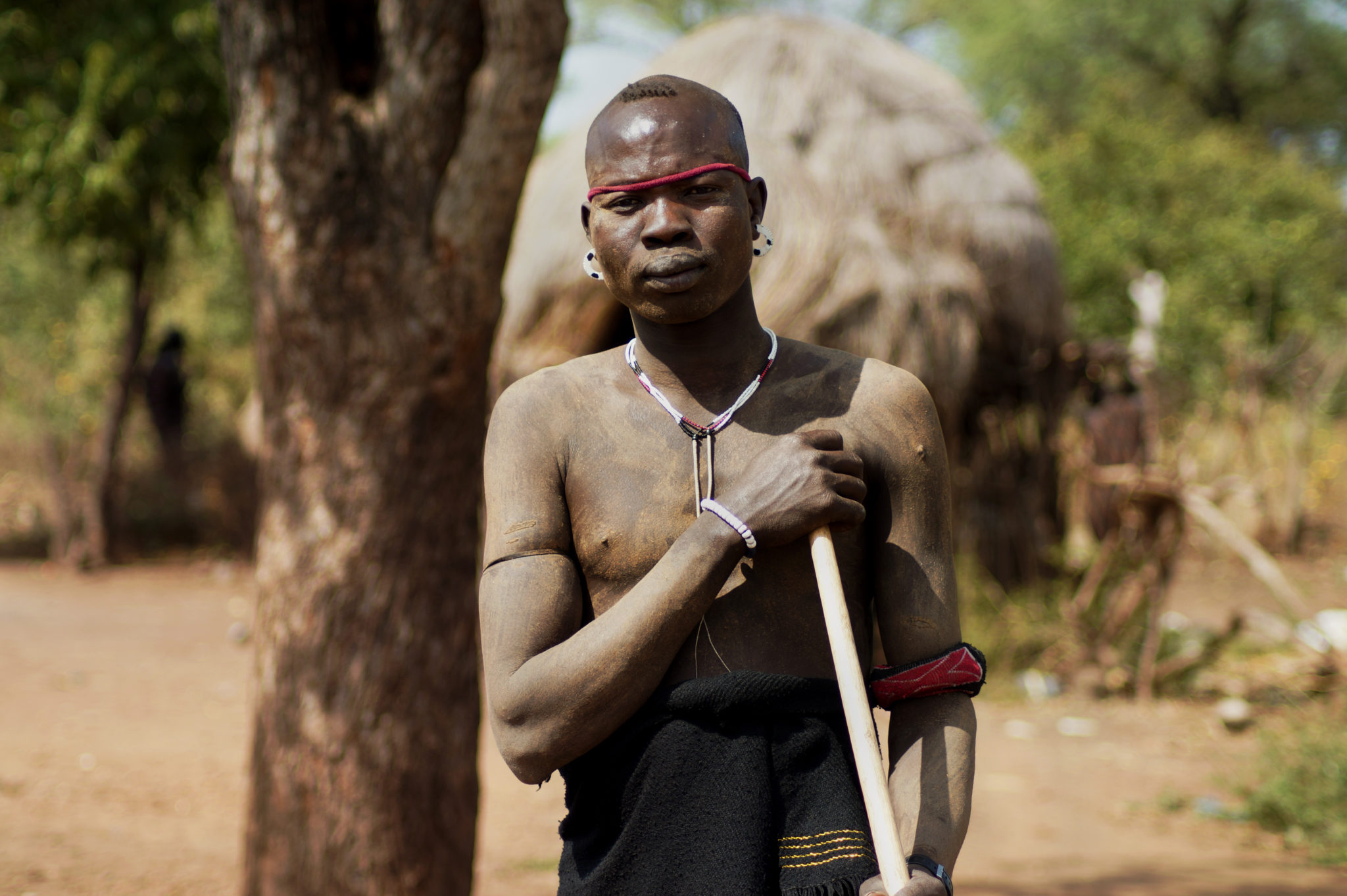 Mursi-people-Ethiopia-warrior