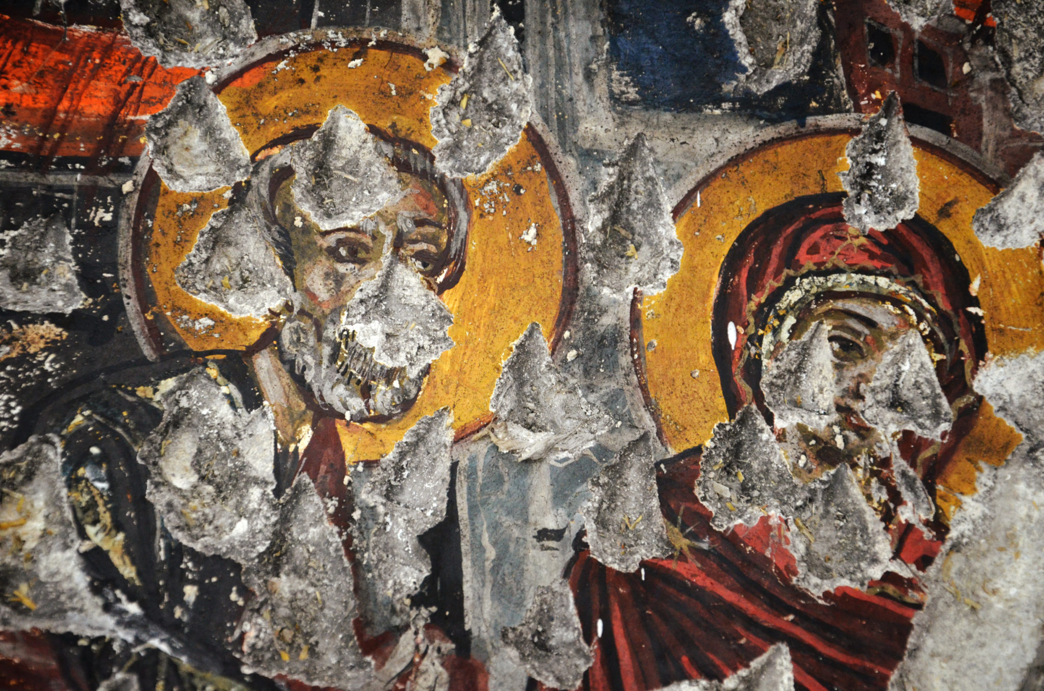 Sumela-Monastery-destroyed-paintings