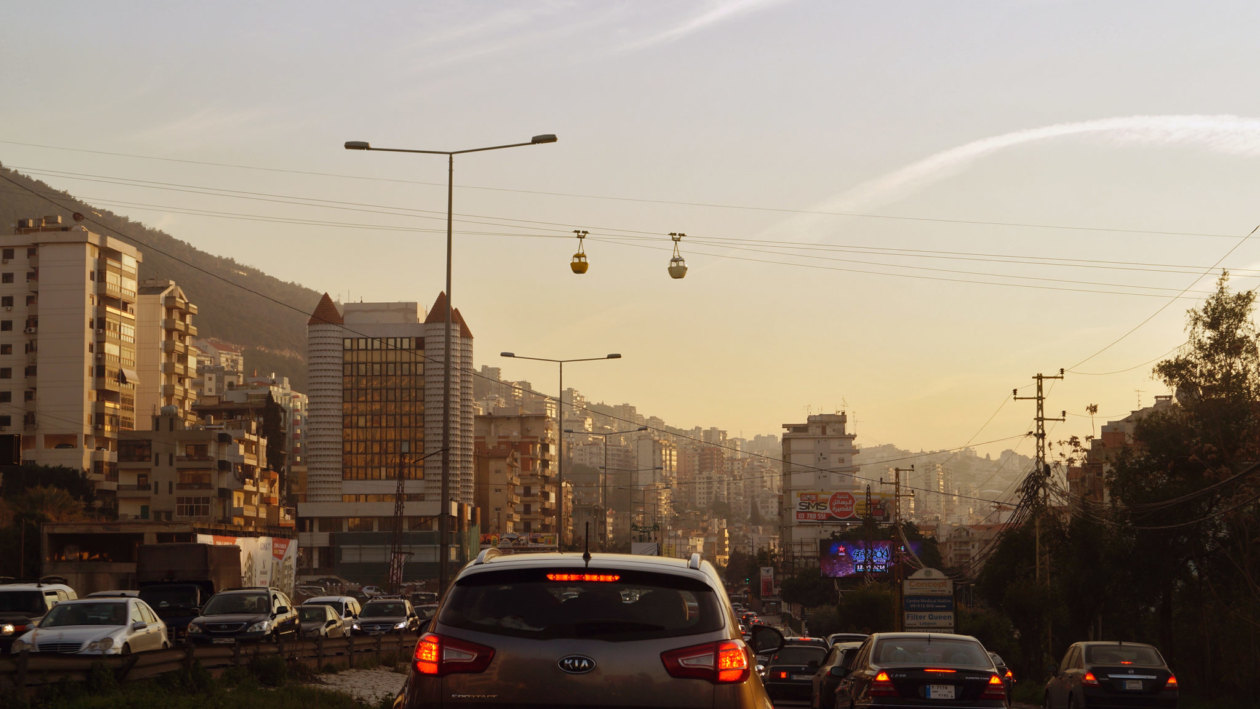 Visit-Lebanon-Car-driving