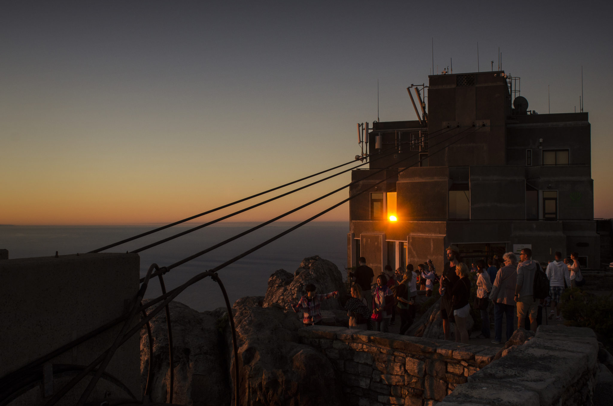 Things-to-do-in-South-Africa-Sunset-Tablemountain