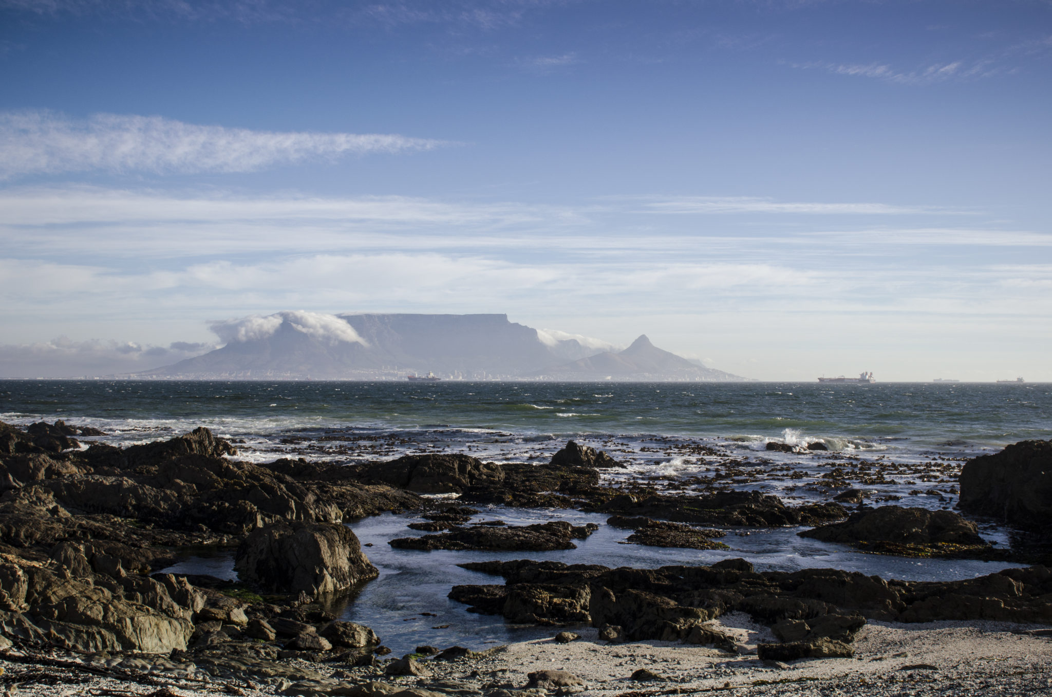 Things-to-do-in-South-Africa-Table-Mountain-View-Bloubergstrand