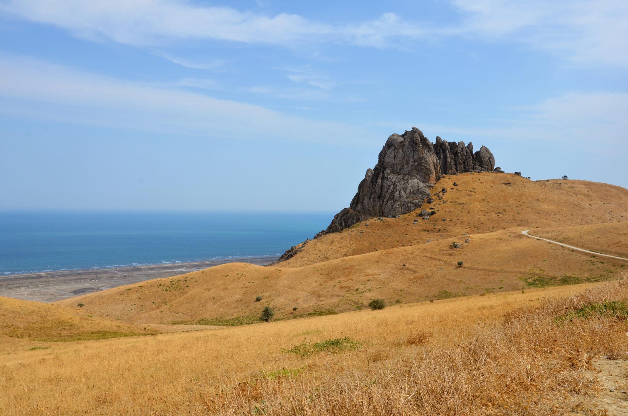 Visit-Azerbaijan-Besh-Bermaq-Mountain-pilgrimage