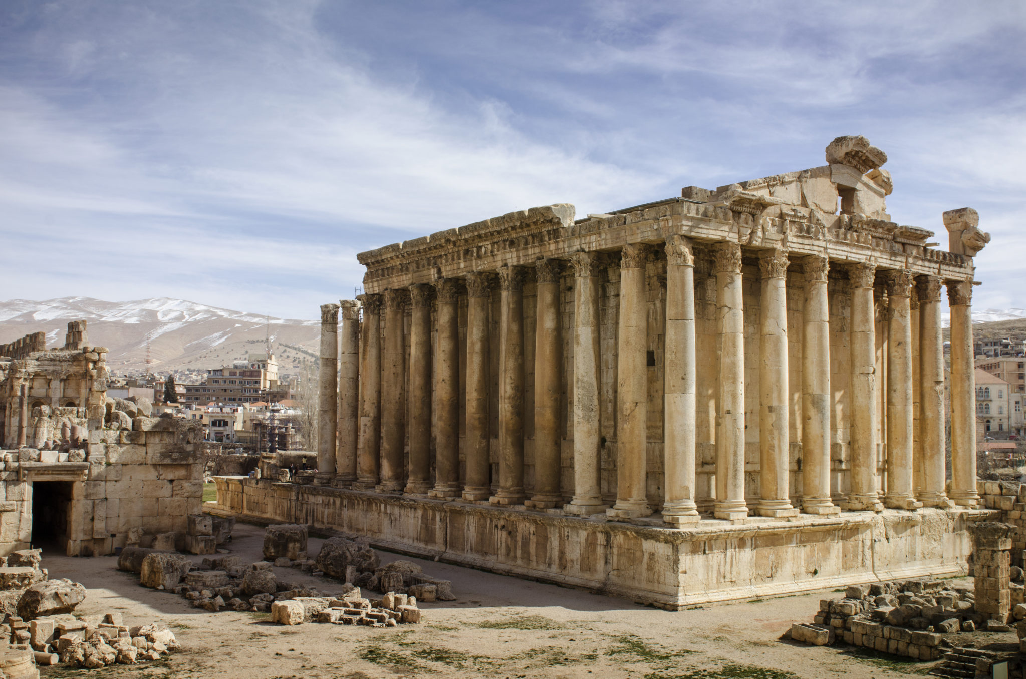 Things-to-do-in-Lebanon-Baalbek-Bekaa-Plateau