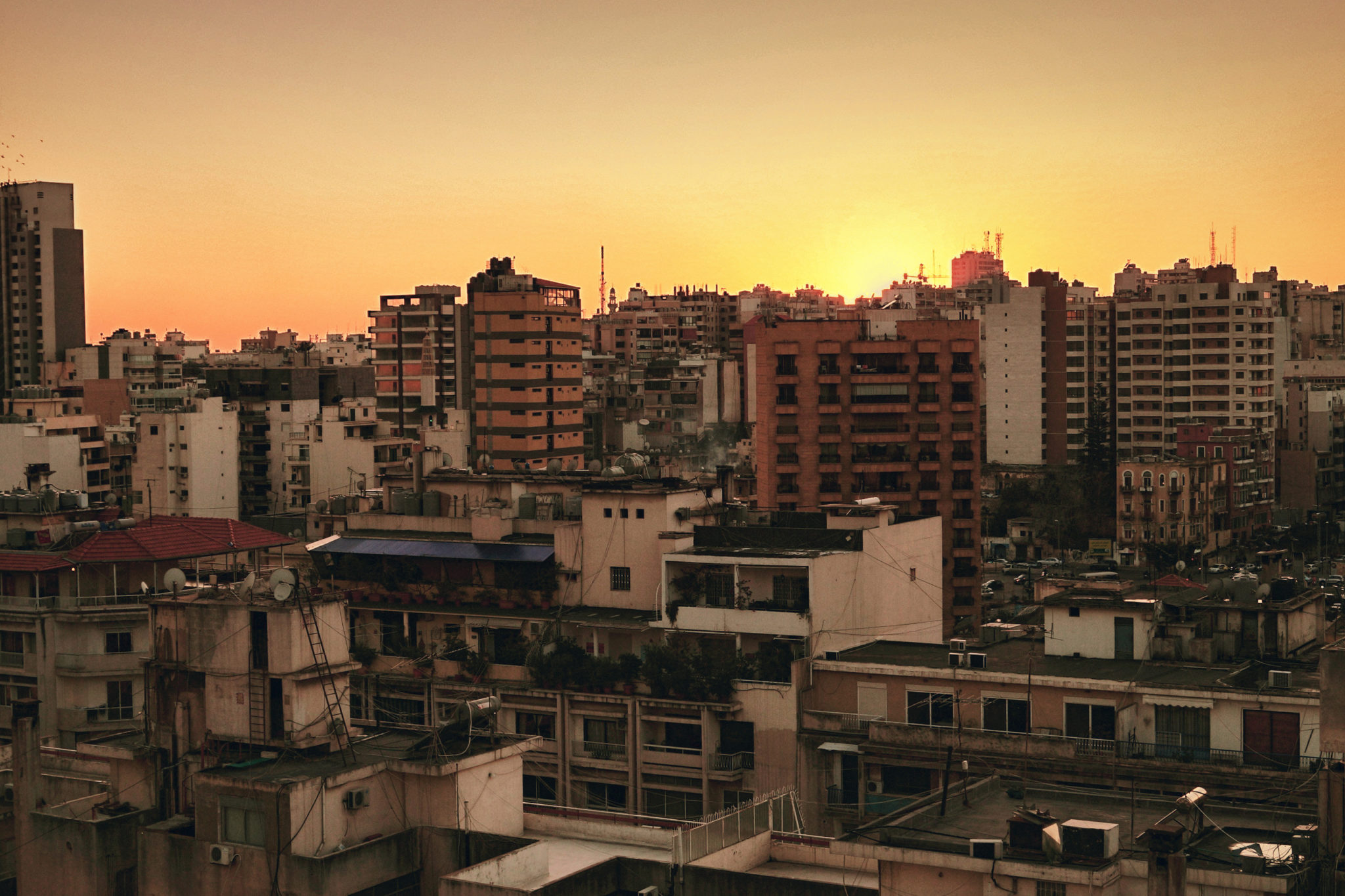 Things-to-do-in-Lebanon-Beirut-Sunset