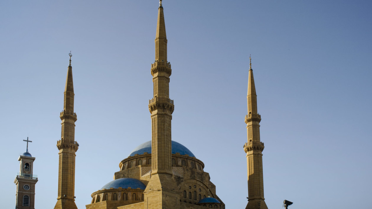 Things-to-do-in-Lebanon-Mohammed-al-Amin-Mosque