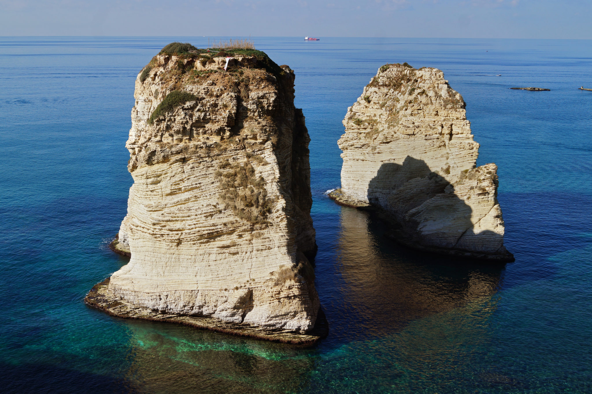 Things-to-do-in-Lebanon-Pigeon-Rocks