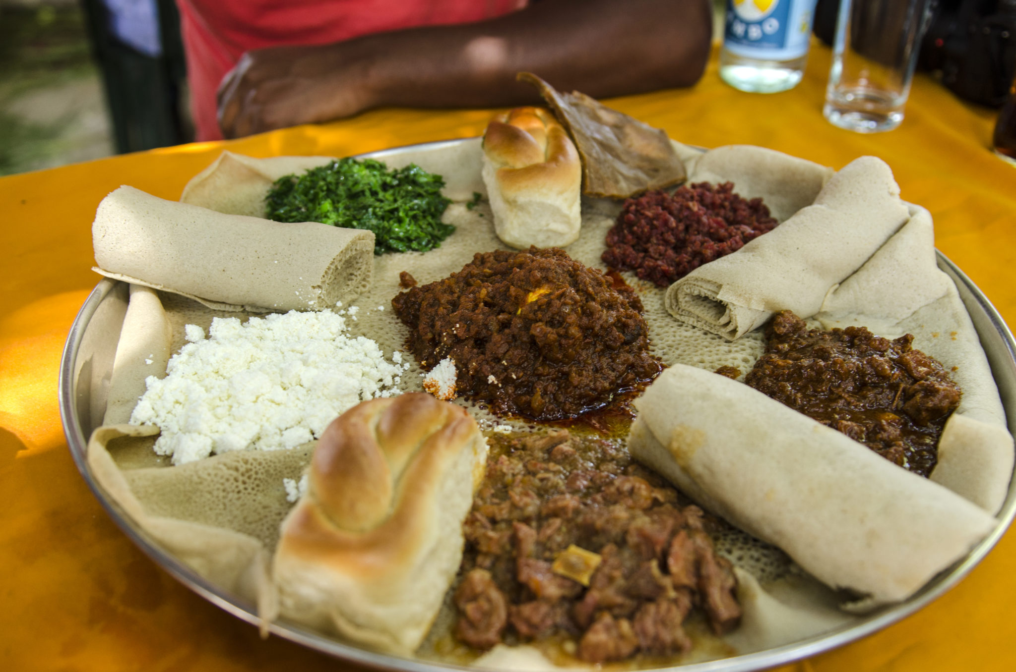 Things-to-do-in-Ethiopia-Injera