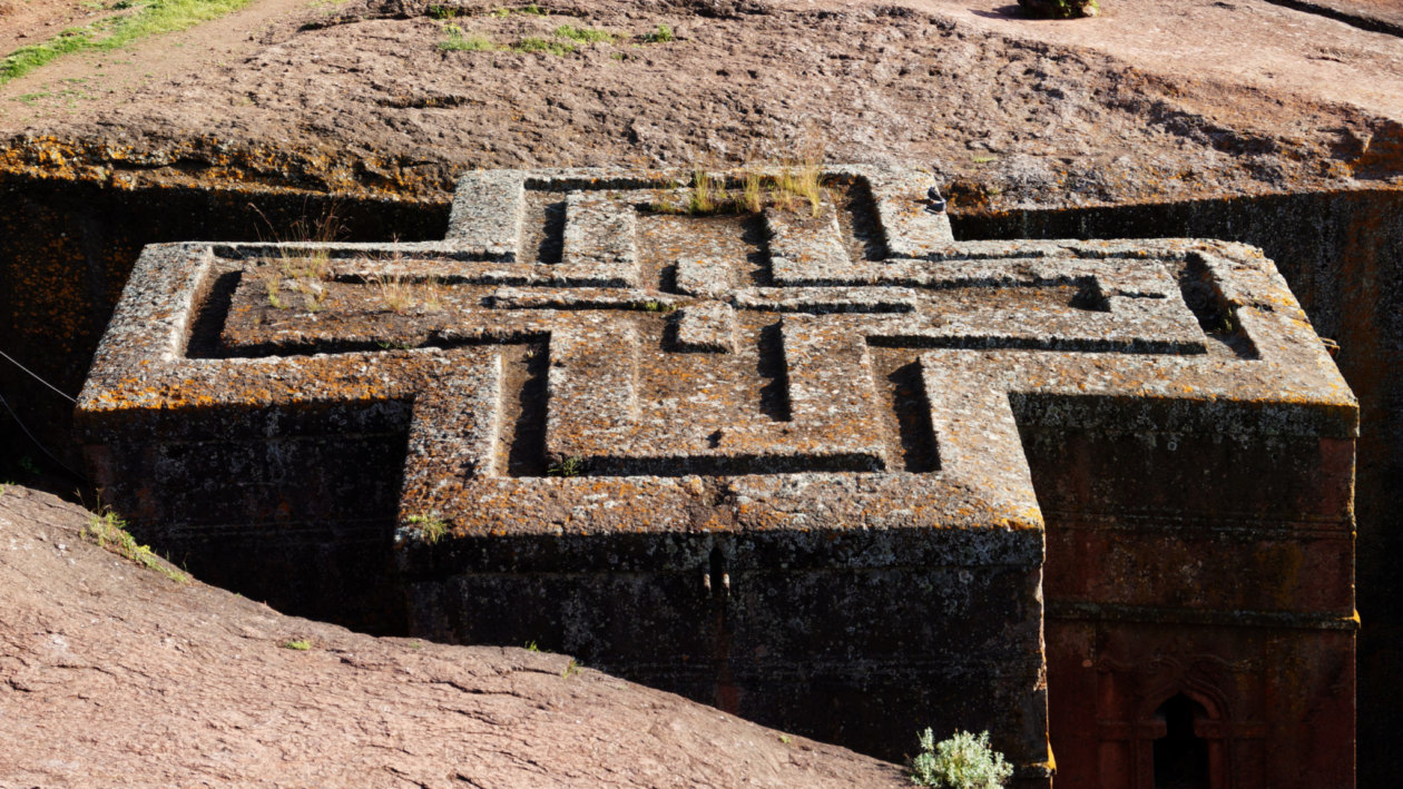 Things-to-do-in-Ethiopia-Lalibela-churches