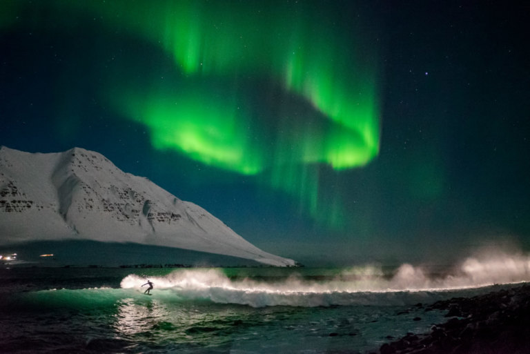 The Archive Talks with surf photographer Chris Burkard