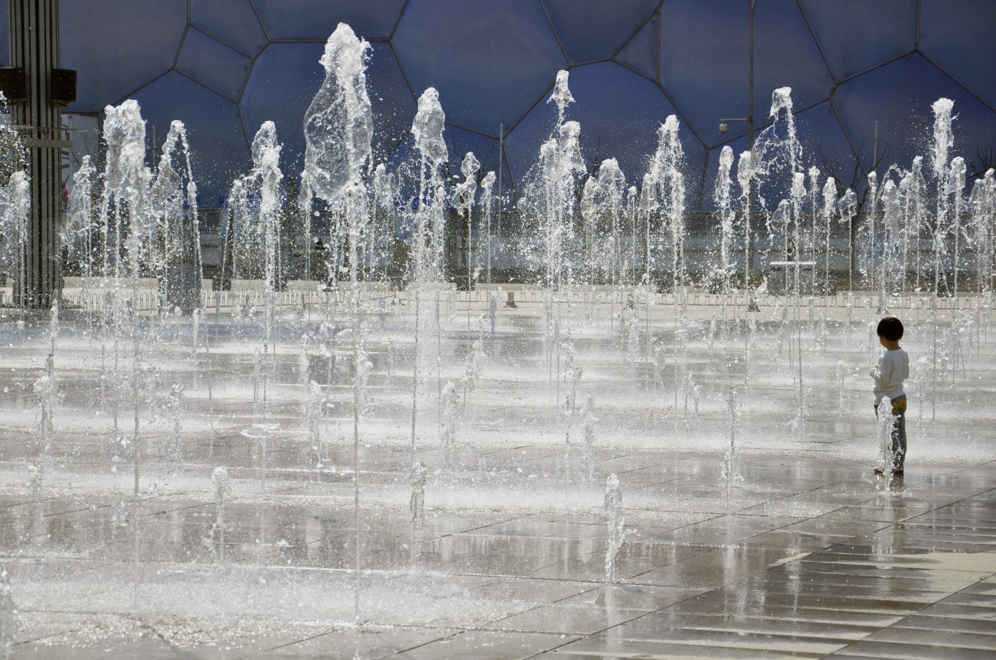 Olympic-Green-Beijing-Fountain