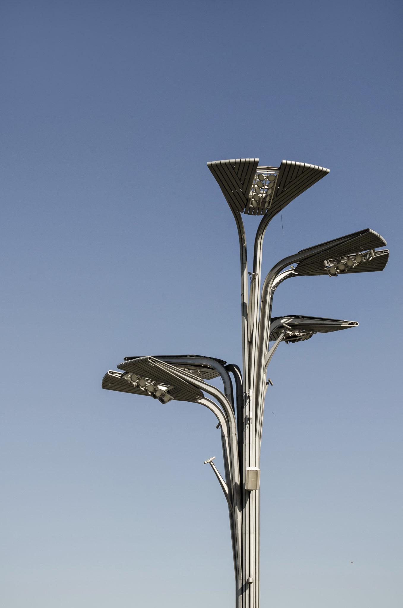 Olympic-Green-Beijing-Street-Lantern