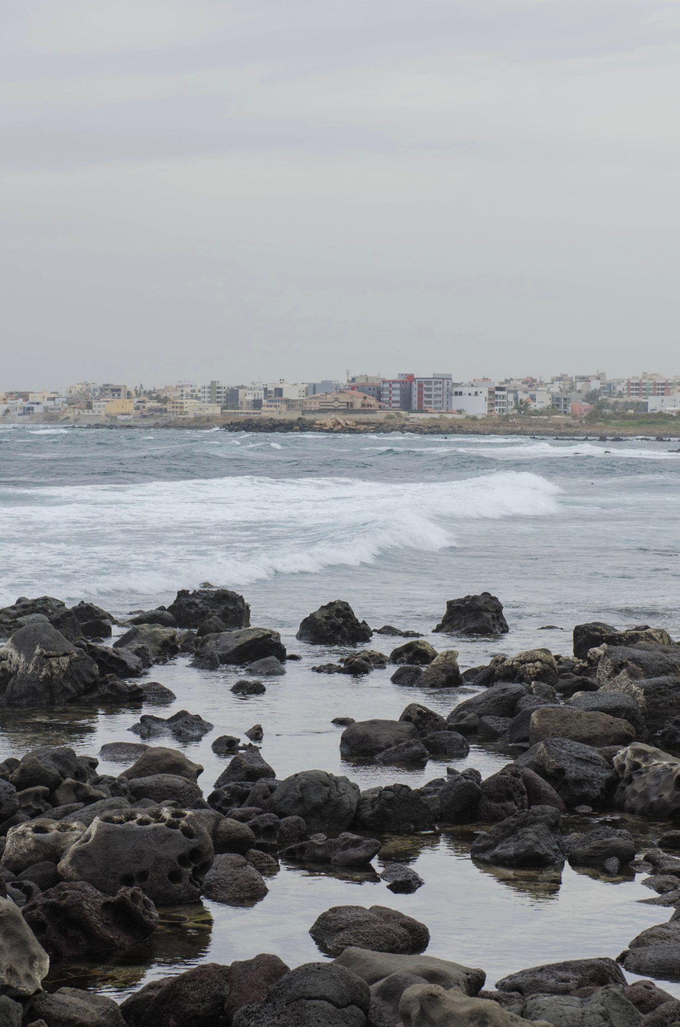 Day trips from Dakar: Watch the shore from Ile Ngor