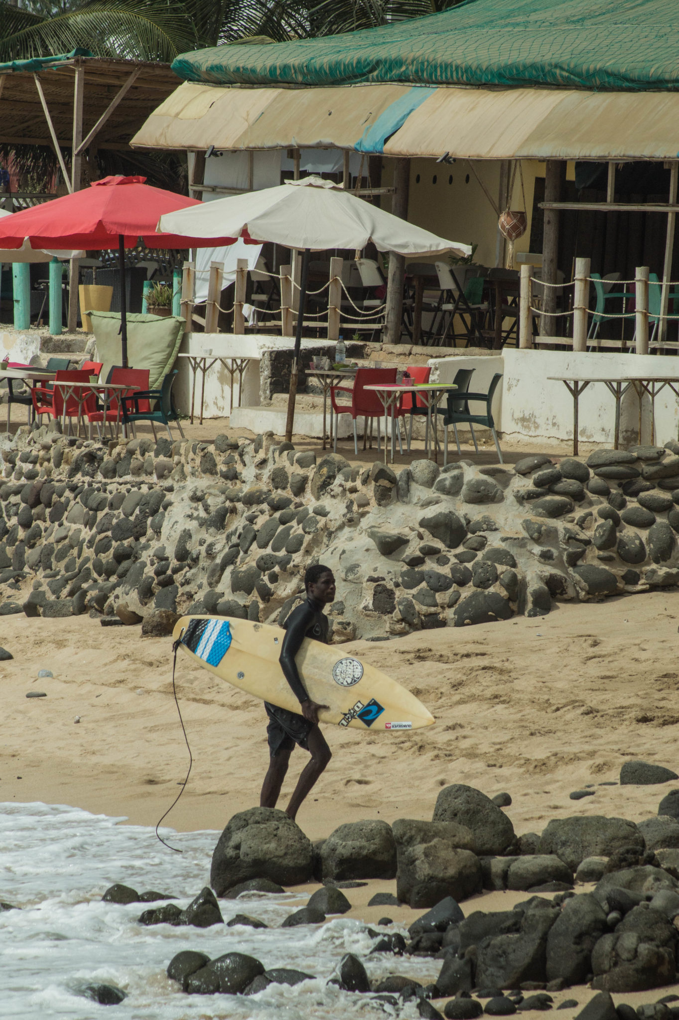 Senegal Surf: Les Almadies in Dakar are a perfect surf spot