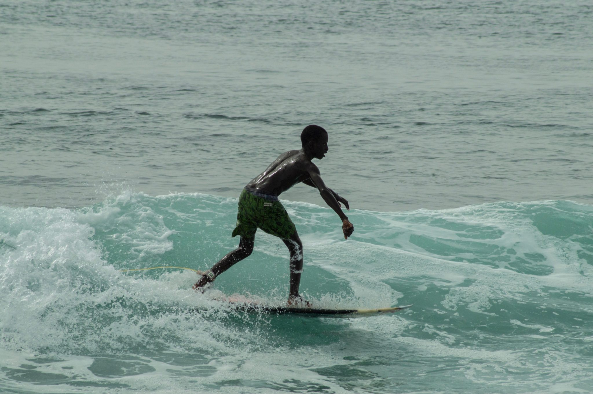 Senegal Surf: An empty line-up means more waves for everyone