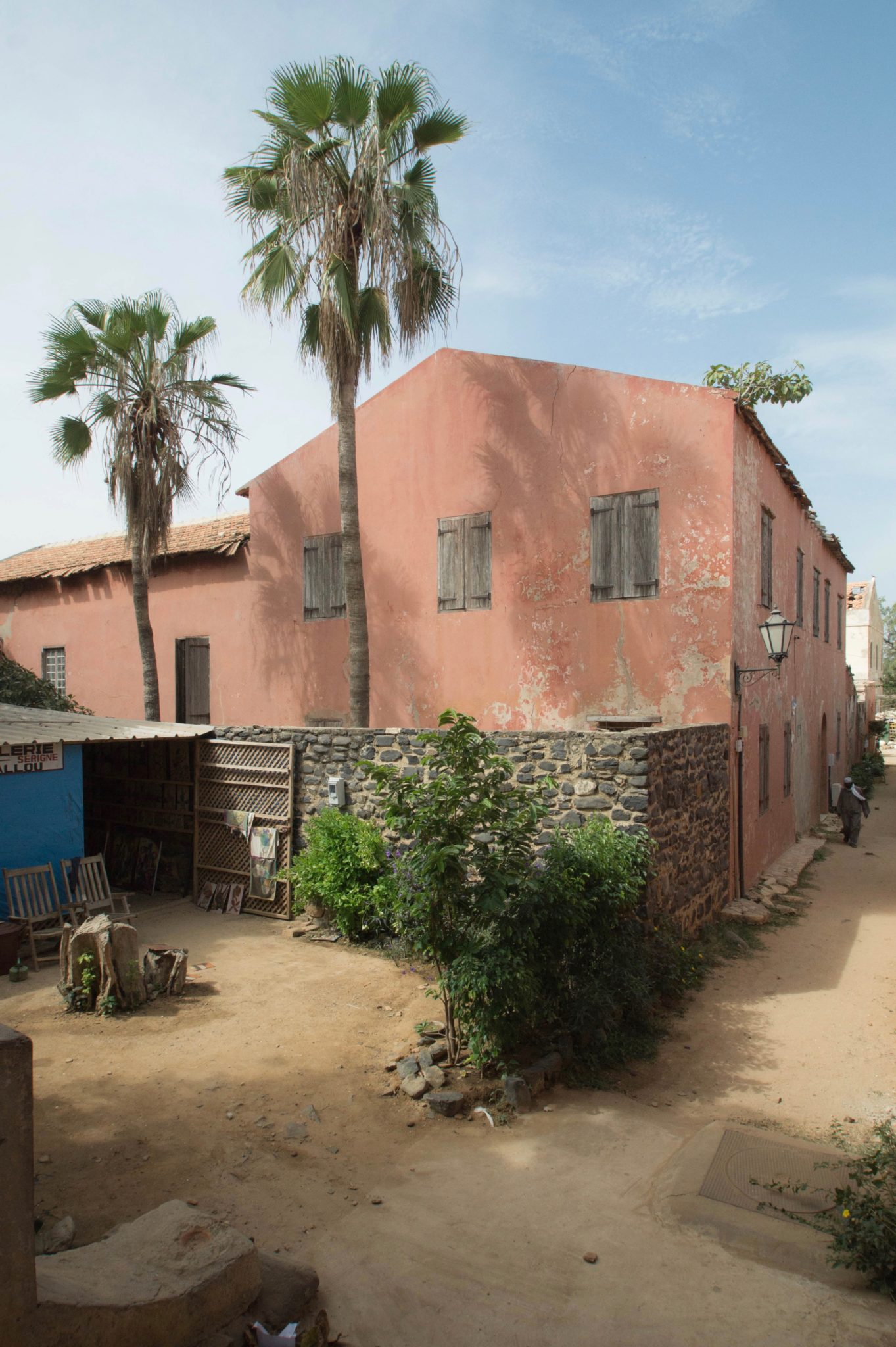 Senegal Travel Advice: The architecture on Ile de Gorée is simply stunning.