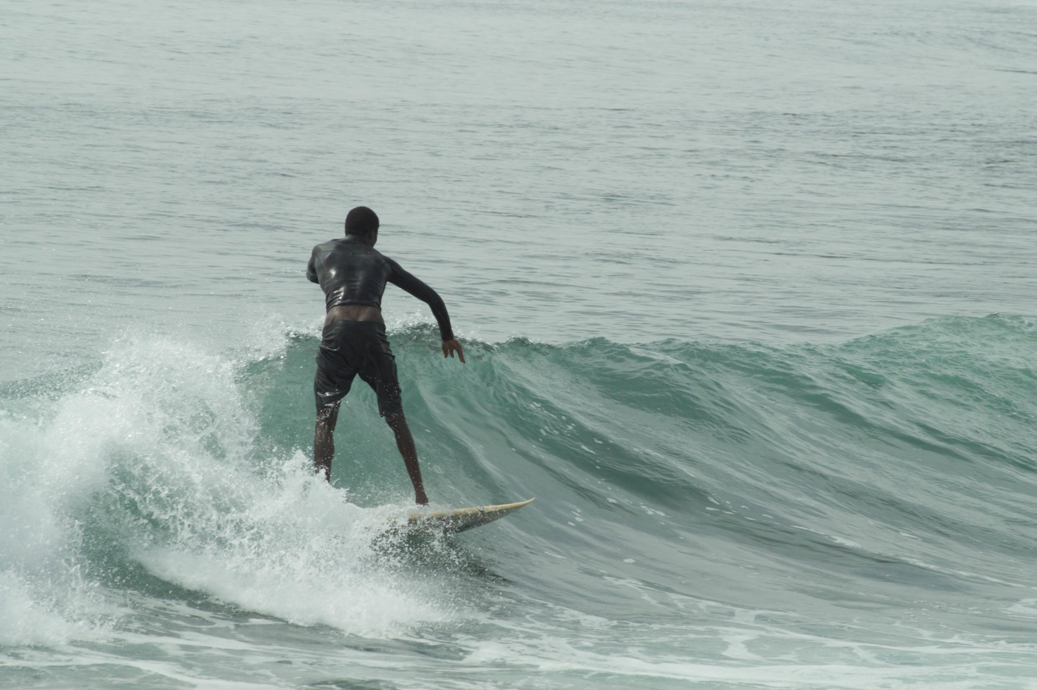 Senegal Travel Blog: Make sure to hit the waves in Dakar and enjoy an amazing surf session