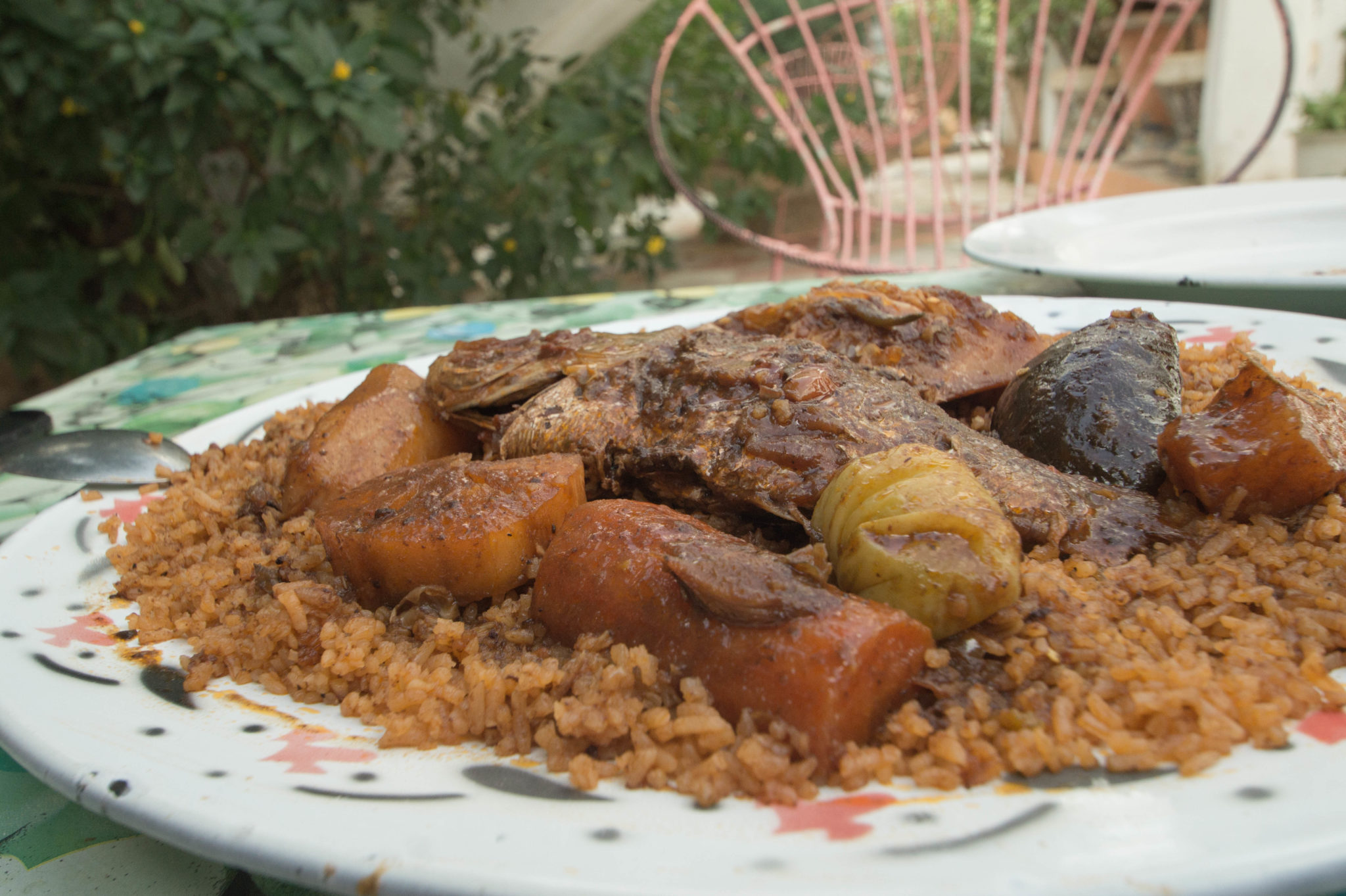 Senegal Travel Blog: Theboudienne is Senegals secret national dish