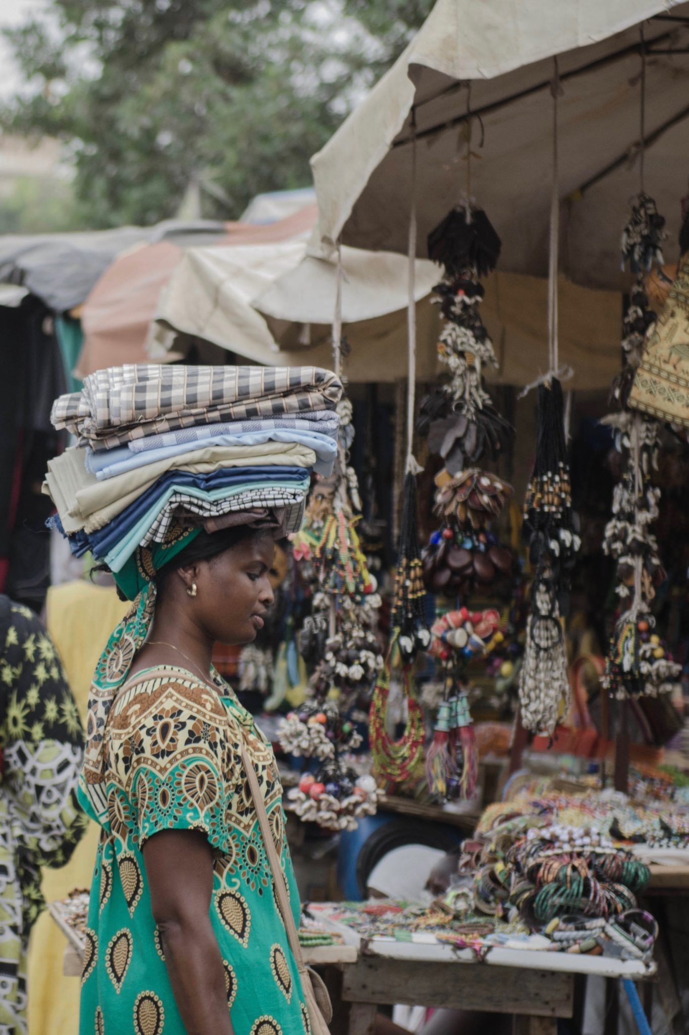 Senegal Travel Blog: The colourful markets of Dakar are on of the best places to visit in Senegal
