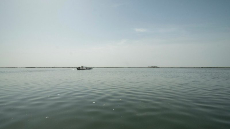 Tranquility at its best at the Sine Saloum Delta in Senegal