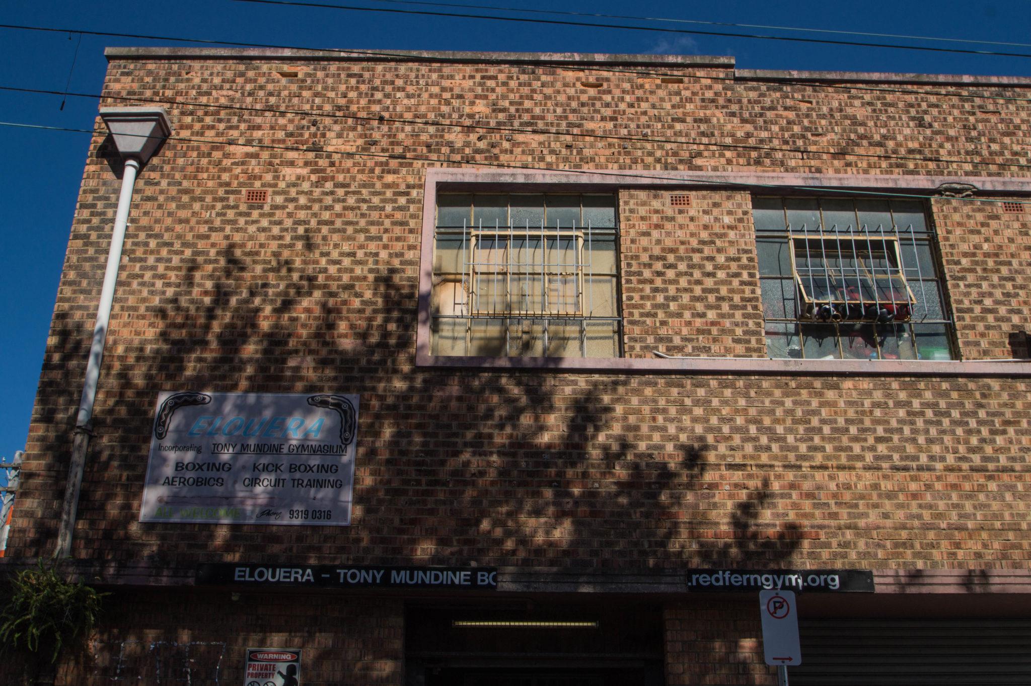Redfern Sydney: Tony Mundine's Boxing School