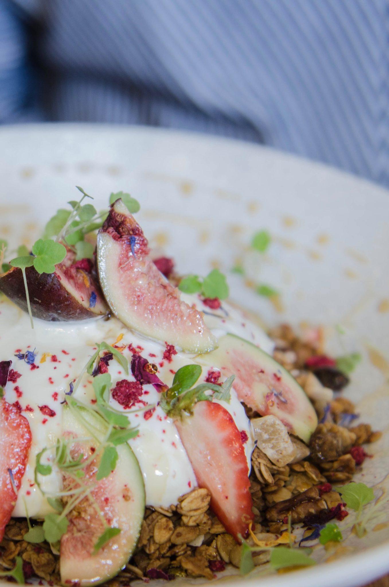 Redfern Sydney: Breakfasts in Sydney are a big thing