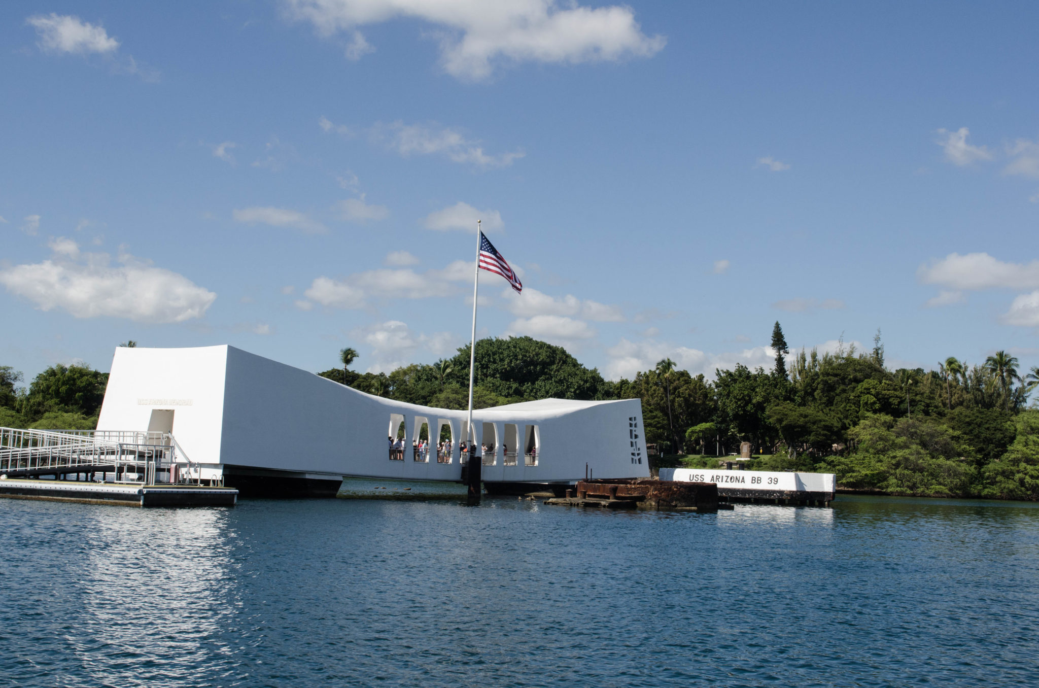 Hawaii Guide: One of the things to do in Hawaii is to visit Pearl Harbour.