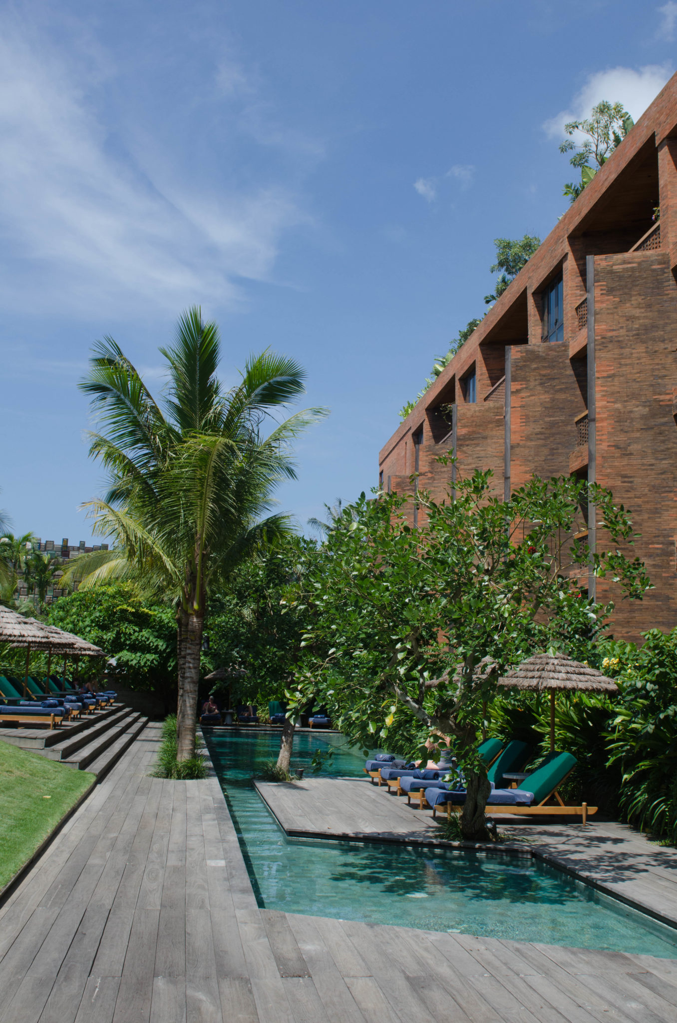 Katamama Hotel Bali: Hot days in Bali can best be spent at the pool.