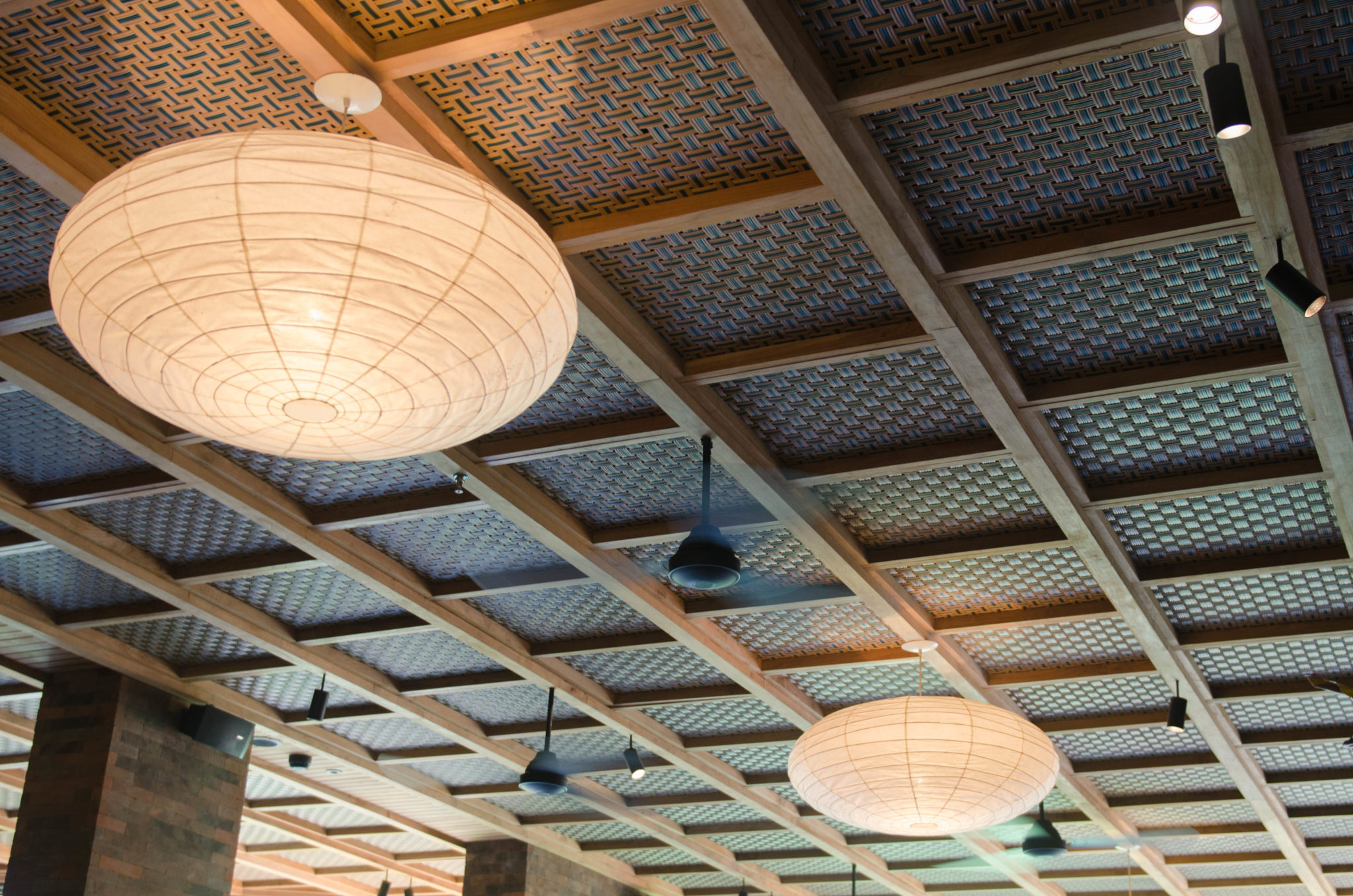 Katamama Hotel Bali: MoVida is a breakfast palace and interior dream.