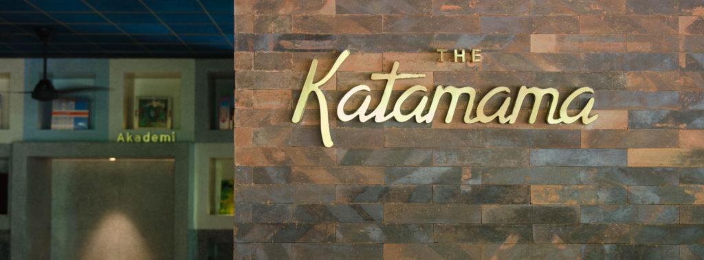 Katamama Hotel Bali: Welcome home.