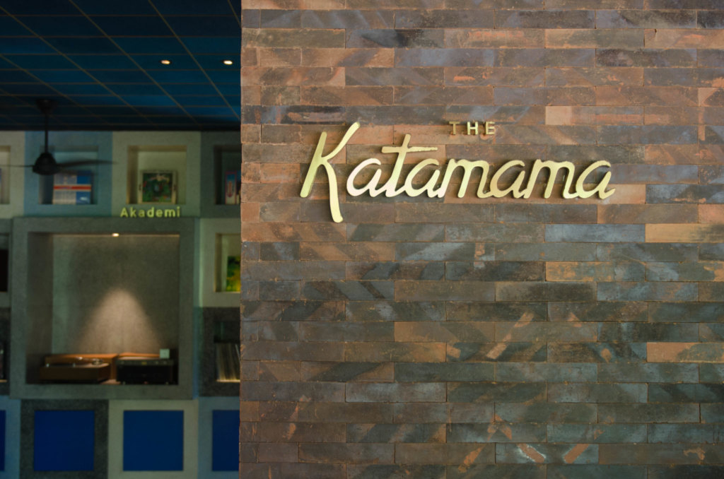 Katamama Hotel Bali: Welcome home.