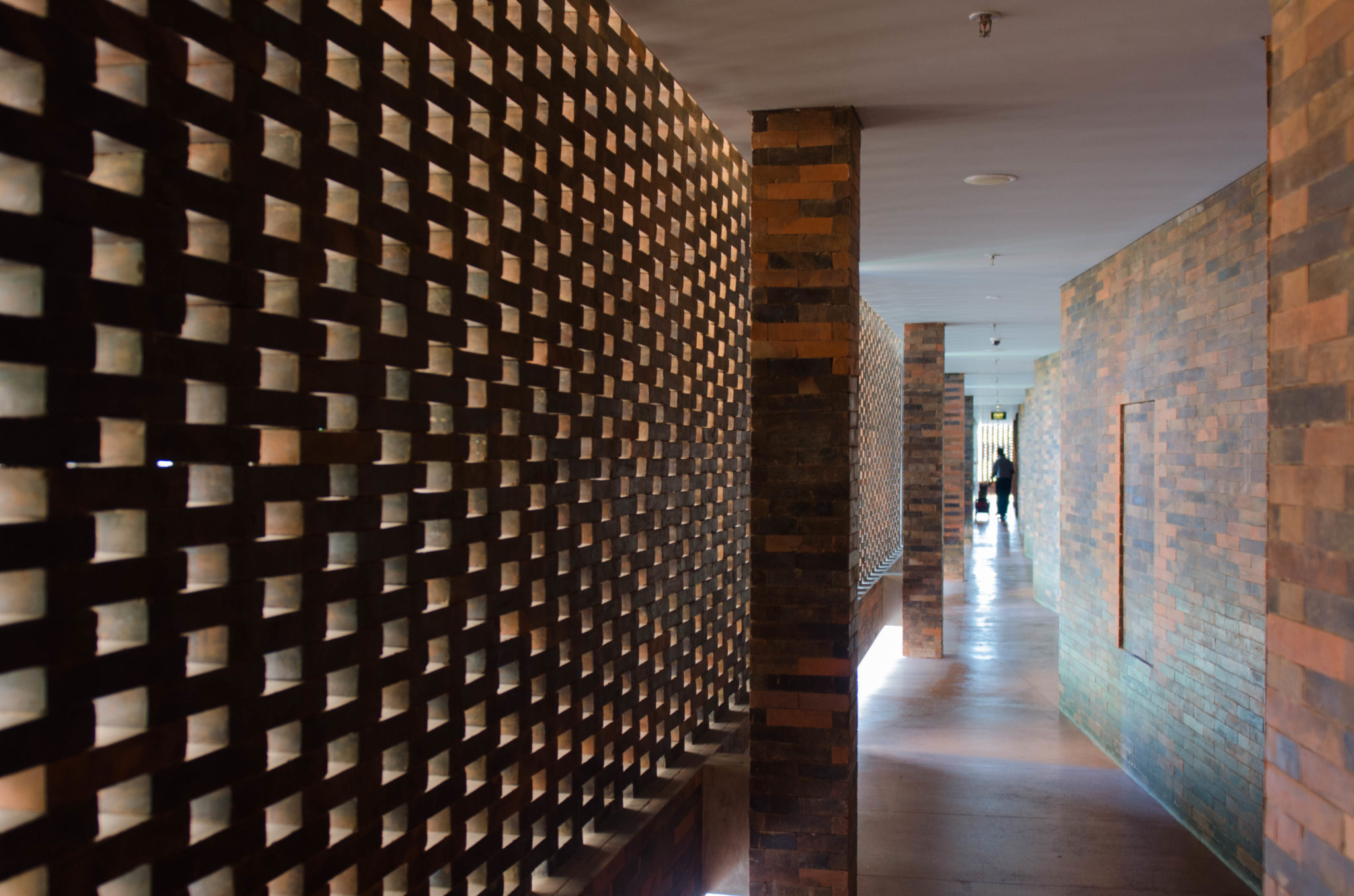 Katamama Hotel Bali: When the way to your room become a dream hallway.